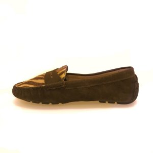 Brown  Ralph Lauren Flat