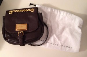 Brown Robin Cross Body Bag von Marc by Marc Jacobs