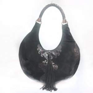 Brown  Saint Laurent Shoulder Bag