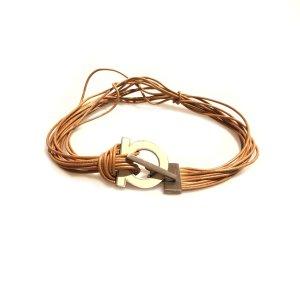 Brown  Salvatore Ferragamo Necklace
