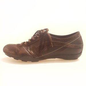 Brown  Salvatore Ferragamo Sneaker