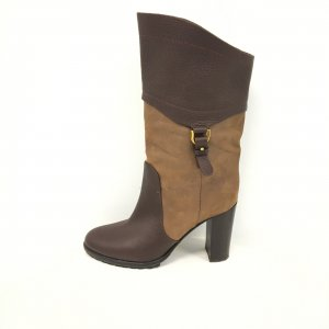 Brown  Sergio Rossi Boot