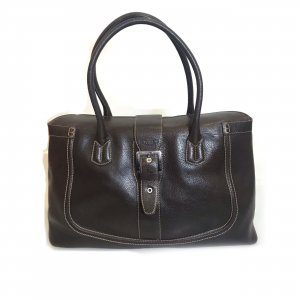 Brown  Tod's Shoulder Bag