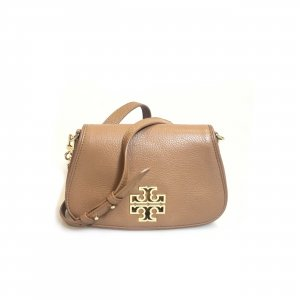 Brown  Tory Burch Cross Body Bag