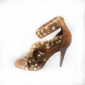 Brown  Tory Burch Evening Shoe