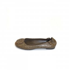 Brown  Tory Burch Flat