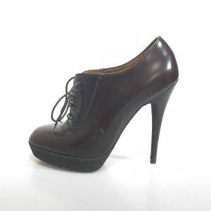Brown  Yves Saint Laurent Boot