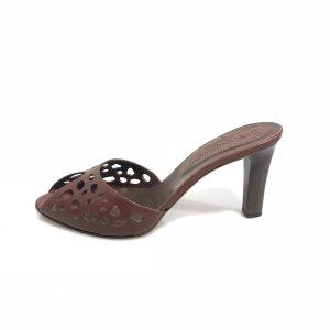 Brown  Yves Saint Laurent Flip Flop