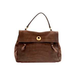 Brown  Yves Saint Laurent Shoulder Bag