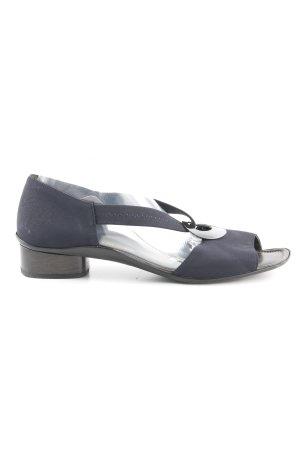 """Brunate T-Steg-Sandaletten """"Nicol"""" dunkelblau"""