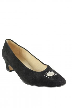 Brunate Loafer nero elegante