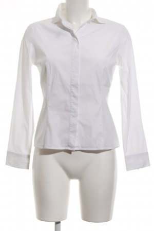 Brunello Cucinelli Hemd-Bluse weiß Business-Look