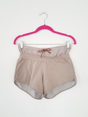 Brunello Cucinelli Shorts grey brown-brown