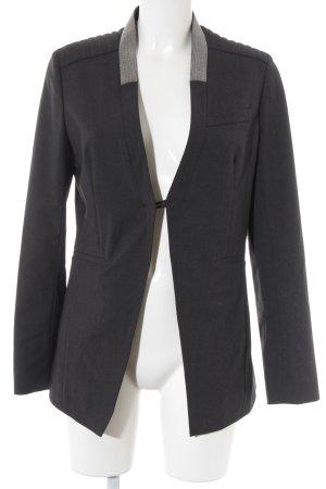 Brunello Cucinelli Woll-Blazer dunkelgrau Elegant