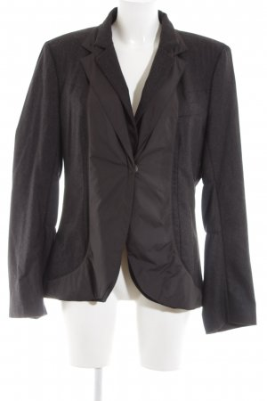 Brunello Cucinelli Woll-Blazer schwarz Business-Look