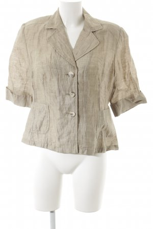 Brunetti Linnen blouse brons wetlook