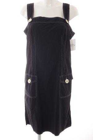 Brunetti Midi Dress multicolored simple style