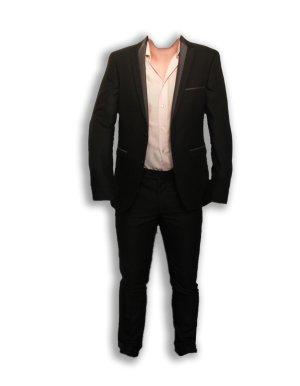 Bruno Banani Anzug, grau, Größe 48, Neu!