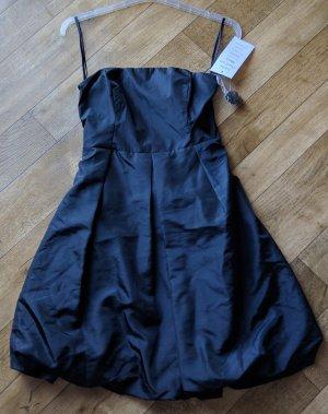 Bruno Banani Corsagejurk zwart Textielvezel
