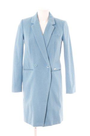 Bruno Banani Pilotenjas neon blauw straat-mode uitstraling