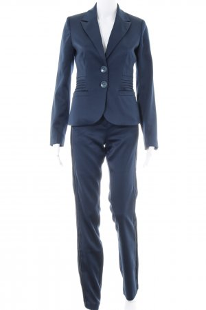Bruno Banani Hosenanzug dunkelblau Business-Look