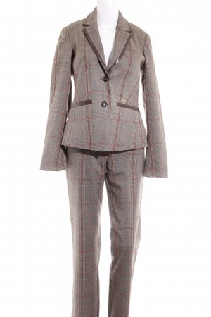 Bruno Banani Trouser Suit multicolored business style