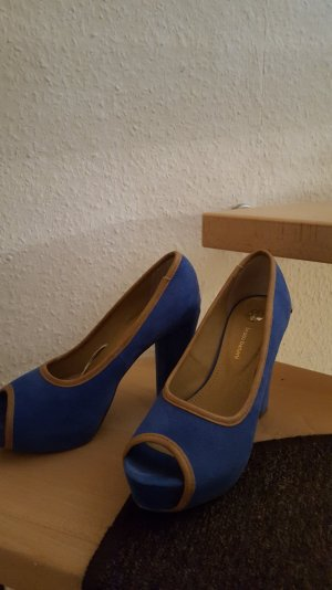 Bruno Banani pumps in blau