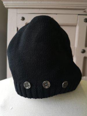 Bruno Banani Fabric Hat black-grey
