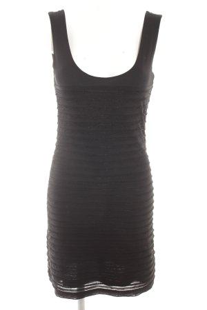 Bruno Banani Stretchkleid schwarz Elegant