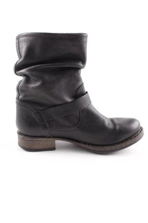 Bruno Banani Wide Calf Boots black casual look
