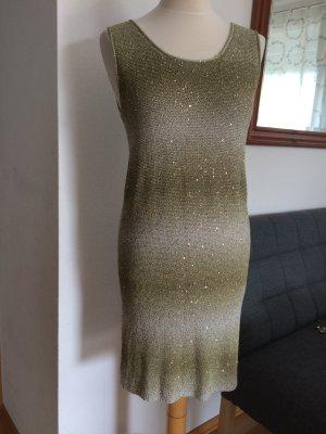 Bruno Manetti Designer Kleid Größe 36-38