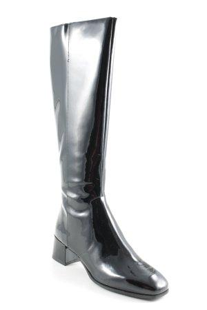 Bruno Premi Absatz Stiefel schwarz Elegant