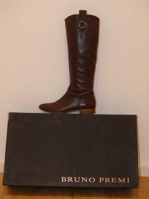 Bruno Premi Damen Stiefel flach (Reiterstiefel) Style Gr. 37