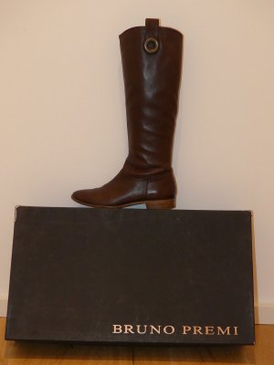 Bruno Premi Riding Boots brown leather