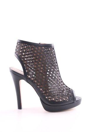 Bruno Premi High Heel Sandaletten schwarz Elegant
