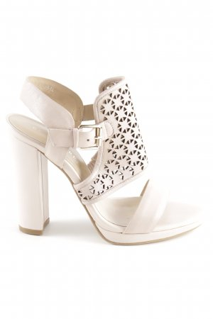 Bruno Premi High Heel Sandaletten rosé Nude-Look
