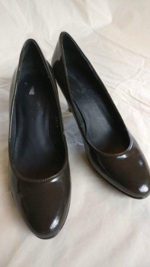 Bruno Premi High Heels multicolored leather