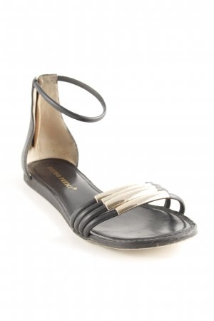 Bruno Premi Strapped Sandals black casual look 0a40f07e56