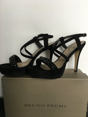 Bruno Premi High Heel Sandal black