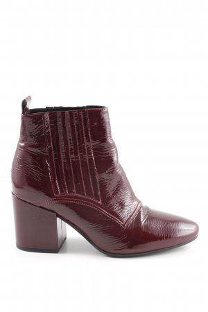 Bruno Premi Slip-on Booties red business style