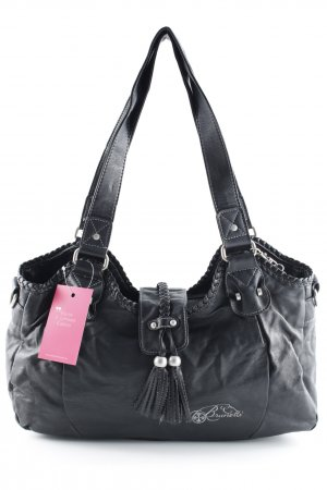 Brunotti Handbag black casual look