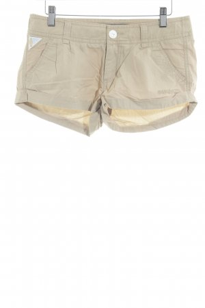 Brunotti Hot Pants beige casual look