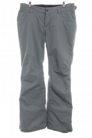 Brunotti Snow Pants dark grey simple style