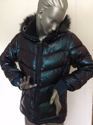 Brunotti Winter Jacket slate-gray polyester