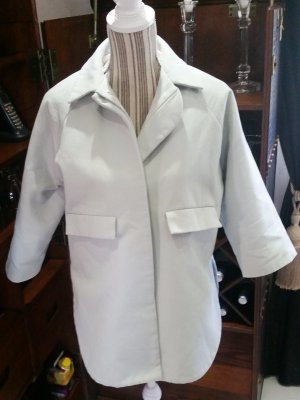 Bruuns Bazaar Damen Kurzmantel Mantel Jacke 34 XS S 36 grau
