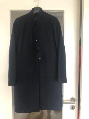 Bruuns Bazaar Winter Blau Wool Mantel 36 M 25540 NEU OP 339 Euro