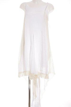 BSB Jeans Beach Dress cream-white beach look