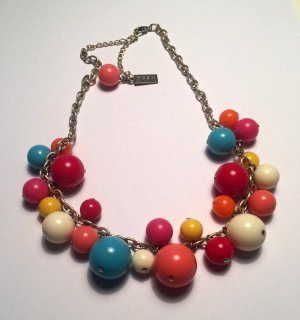 Tom Shot Collier multicolore