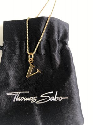 Thomas Sabo Colgante color oro