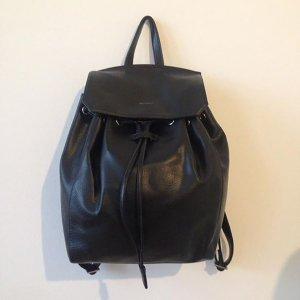 Matt & Nat Backpack black synthetic material